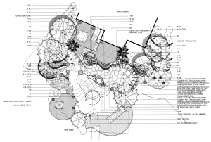 further concept drawings landscape design, landscape designer west vancouver